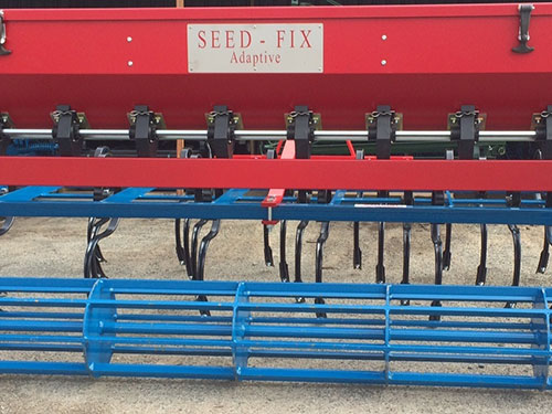 Seed-Fix Adaptive on S Tine